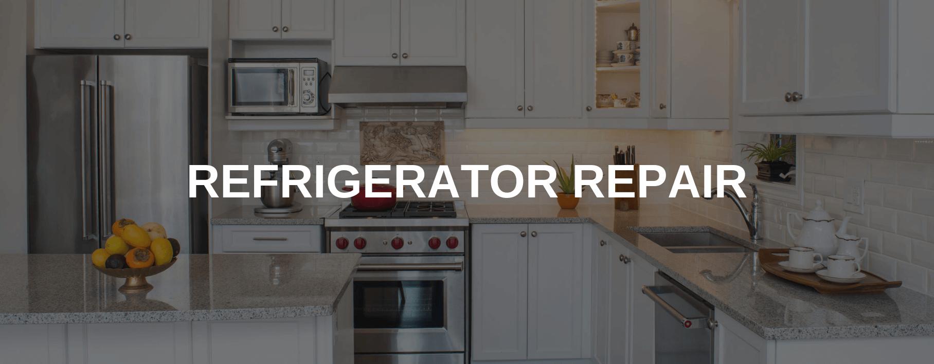 refrigerator repair concord
