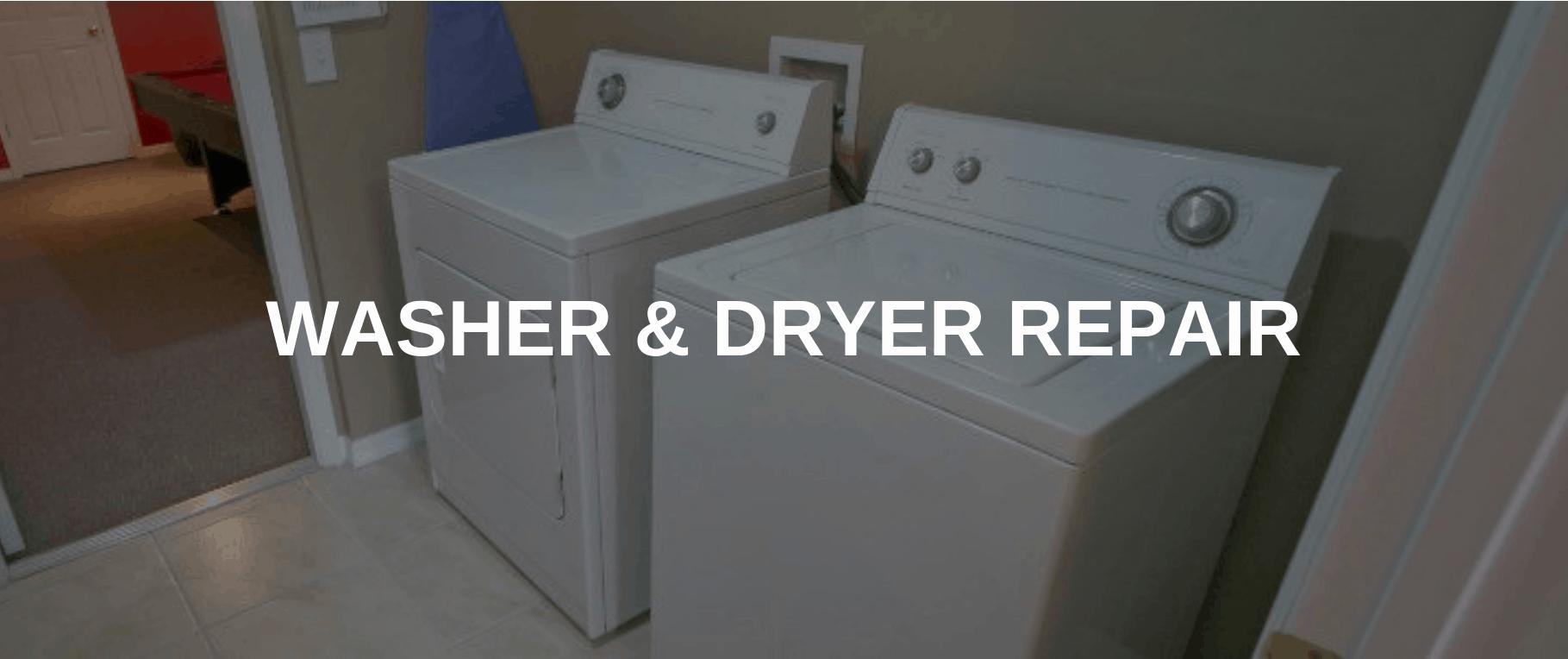 washing machine repair concord